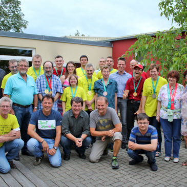 Special Olympics Party der Lebenshilfe Bamberg in Hannover