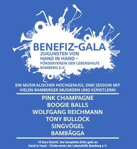 Benefiz-Gala - Plakat