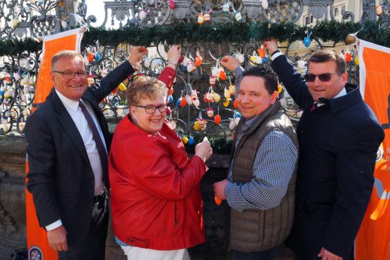 Rotary Club - Ostereier-Aktion 2019