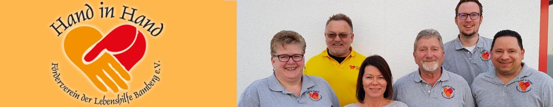Hand in Hand - Förderverein der Lebenshilfe Bamberg e.V.